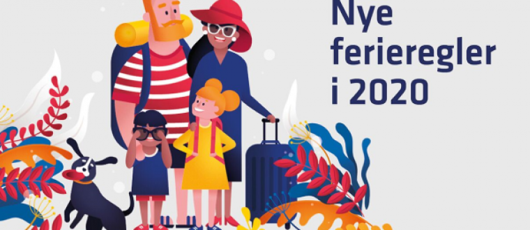 Nye ferieregler 1. september 2020