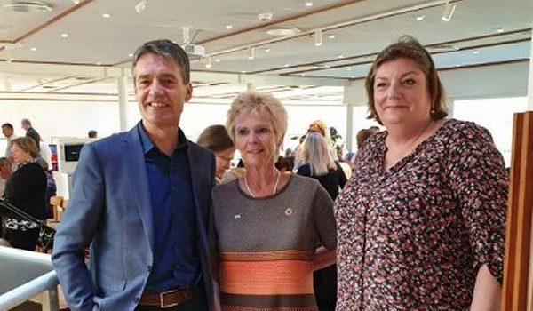 Torben Frølich, Lizette Risgaard, Vibeke Bredsdorff Sørensen